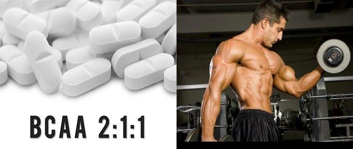 BCAA: Riduce L'affaticamento Muscolare