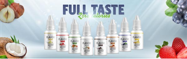Flavor Drops 50 ml GymBeam