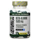 Beta-Alanine 1500 120 cps Applied Nutrition