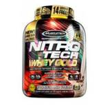 Nitro-Tech 100% Whey Gold 2,51 Kg Muscletech