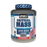 Critical Mass Gainer 2,89 Kg Applied Nutrition