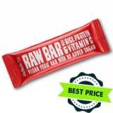 RAW Bar Vegan 40g biotech usa