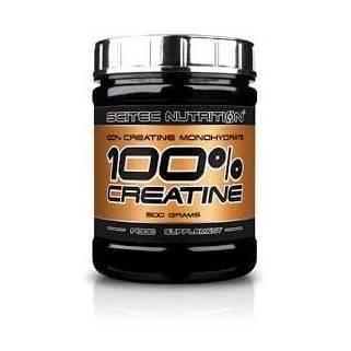 Pure Creatine 100% 500g scitec nutrition