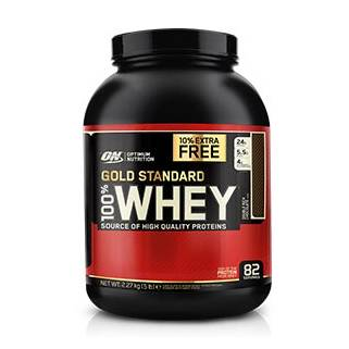 Whey Gold Standard 100% 2,27Kg Optimun Nutrition