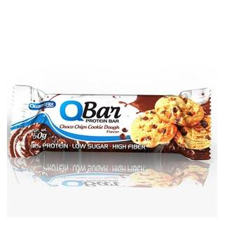 QBar Protein Bar 60 gr Quamtrax