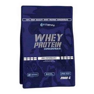 Whey Protein 100 Concentrate 2 Kg FitWhey