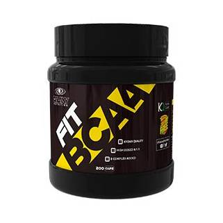 FIT Bcaa 8:1:1 Kyowa 200 cps Galaxy Nutrition