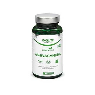 Ashwagandha 375mg 90cps Evolite Nutrition