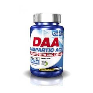 DAA Acido D-Aspartico 120 cps Quamtrax