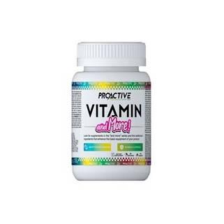 Vitamin and More 90Tab ProActive