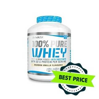 100% Pure Whey 2,27kg Bio Tech USA