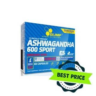 Ashwagandha 600 Sport 60cps olimp nutrition