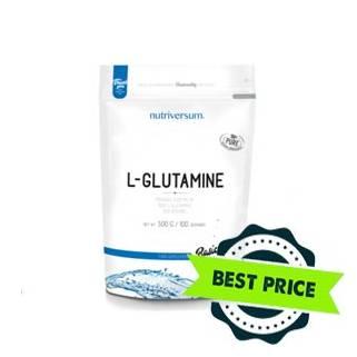 Basic L-Glutamine 500g nutriversum