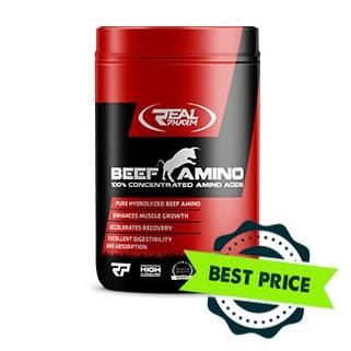 Beef Amino 1000 300tab real pharm