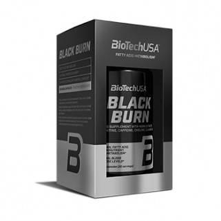 Black Burn 90cps biotech usa
