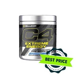 C4 Extreme Energy 300gr Cellucor