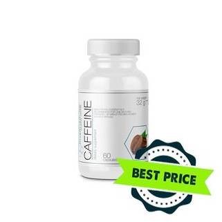Caffeine 200mg 60cps pharmapure