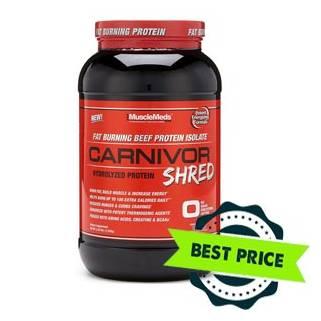 Carnivor Shred Protein 1036g muscle meds