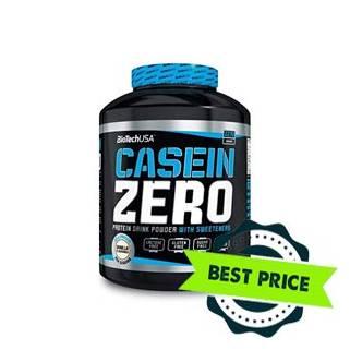 Casein Zero 2,27kg Biotech USA