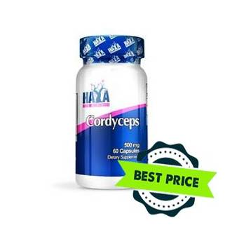 Cordyceps 500 mg 60 cps Haya Labs