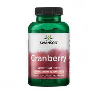 Cranberry 20:1 Concentrate 180cps swanson