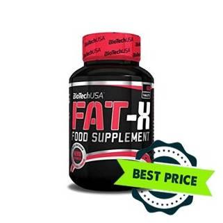 FAT-X 60 cps Bio Tech USA