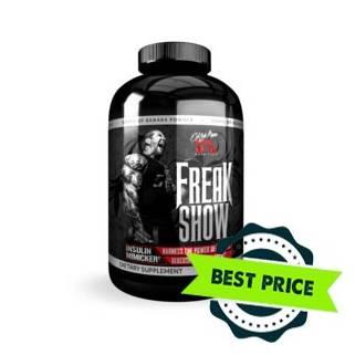 Freak Show 180 cps 5% Nutrition