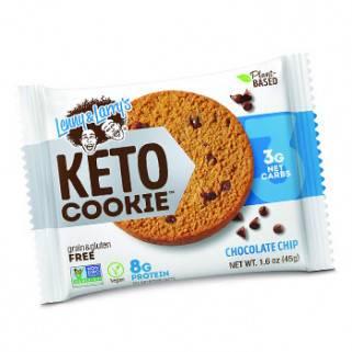 KETO Cookie 45gr lenny & lerry's