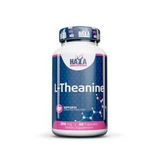 L-Theanine 200mg 60cps haya labs