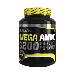 Mega Amino 3200 500tab biotech usa