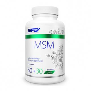 MSM Metilsulfonilmetano 90Tab SFD Nutrition