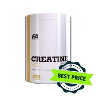 Performance Creatine HCL 300 gr Fitness Authority