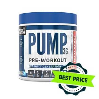 Applied Pump 3G 375g applied nutrition