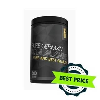 Pure German Beta-Alanina 500 gr Genetic Nutrition