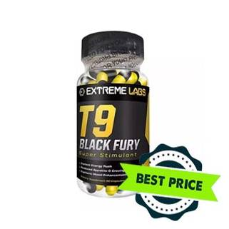 T9 Black Fury 90 cps Extreme Labs