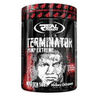Terminator Pump Extreme 500gr real pharm