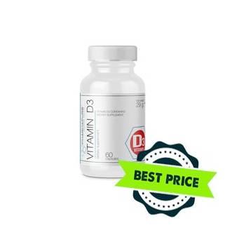 Vitamin D3 35mcg 60cps pharmapure