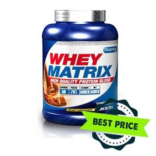 Whey Matrix 2,27kg quamtrax nutrition
