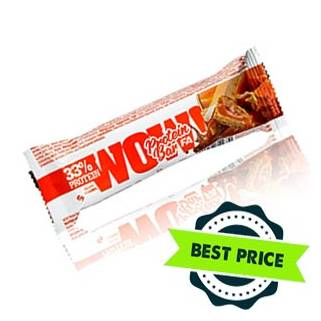 FA WOW Protein Bar 45g fitness authority